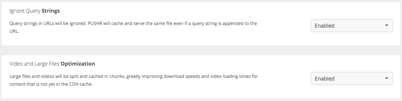 How to enable ActivePush CDN